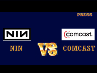 NIN Vs. Comcast